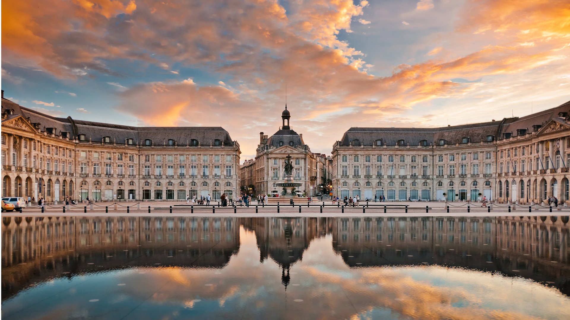 Place De La Bourse Hotel Bordeaux