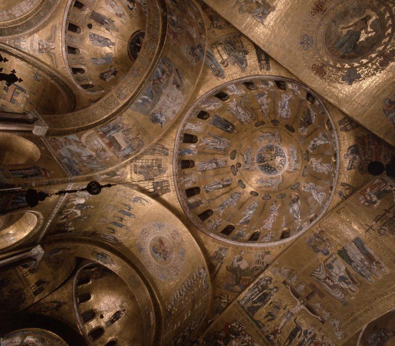 I tesori e i mosaici della Basilica di San Marco