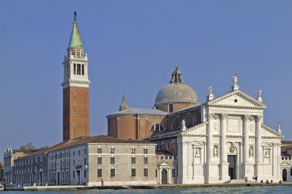 The Basilica of San Giorgio Maggiore