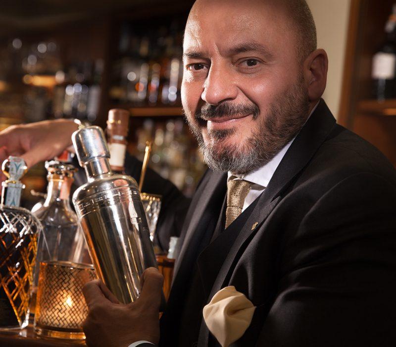 Marino Lucchetti, Head Bartender