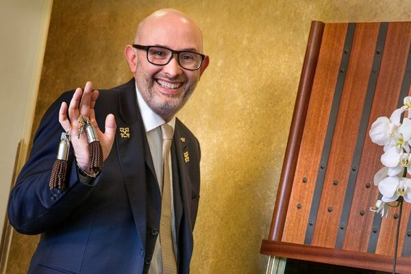 Alvise Zavagno, Chef Concierge