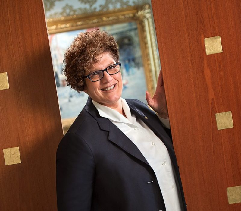 Alessandra Bognolo, Front Office Manager