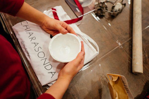 Laboratorio Ceramica con Chiara Sonda