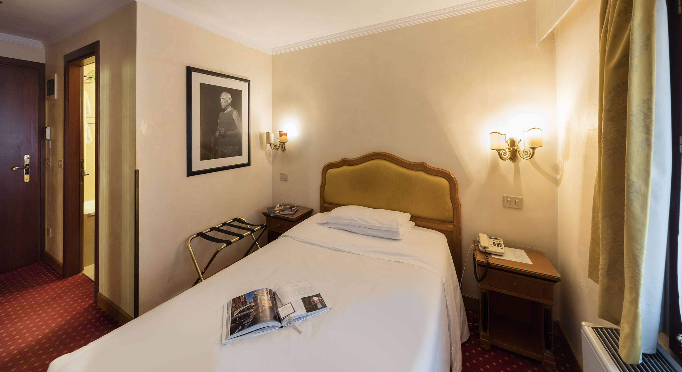 Chambre Simple Hotel Definition : Chambres chambre simple hotel venise all angelo