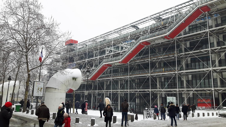 Centre Georges Pompidou ile ilgili görsel sonucu