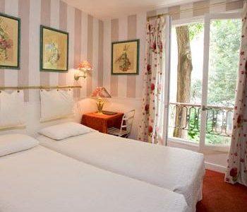 hotel avre chambre twin
