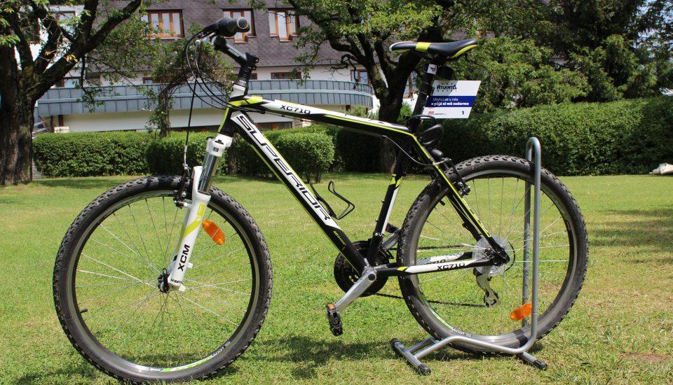 SUPERIOR MTB bikes