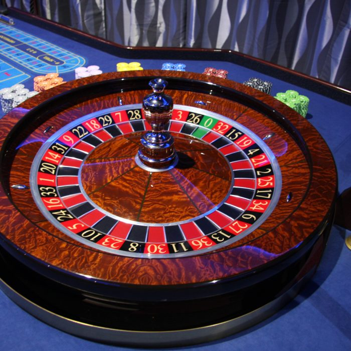Roulette and Blackjack