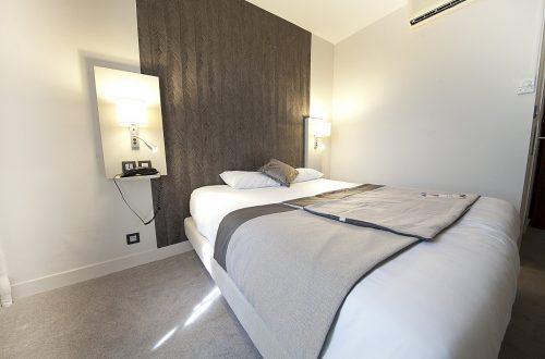 chambre single ou double hotel albert elisabeth Gare Sncf clermont-ferrand