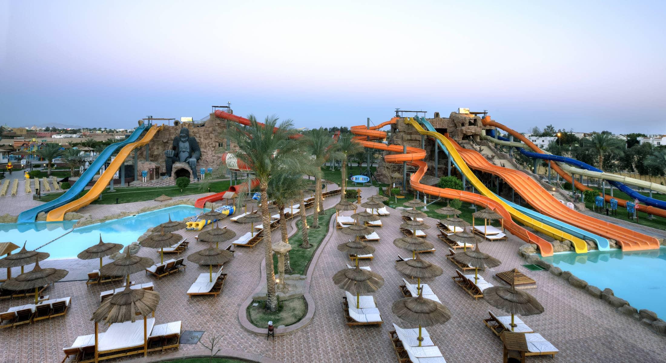 Отели и Курорт - Aqua Blu Resort - Pickalbatros Hotels & Resort в Египте