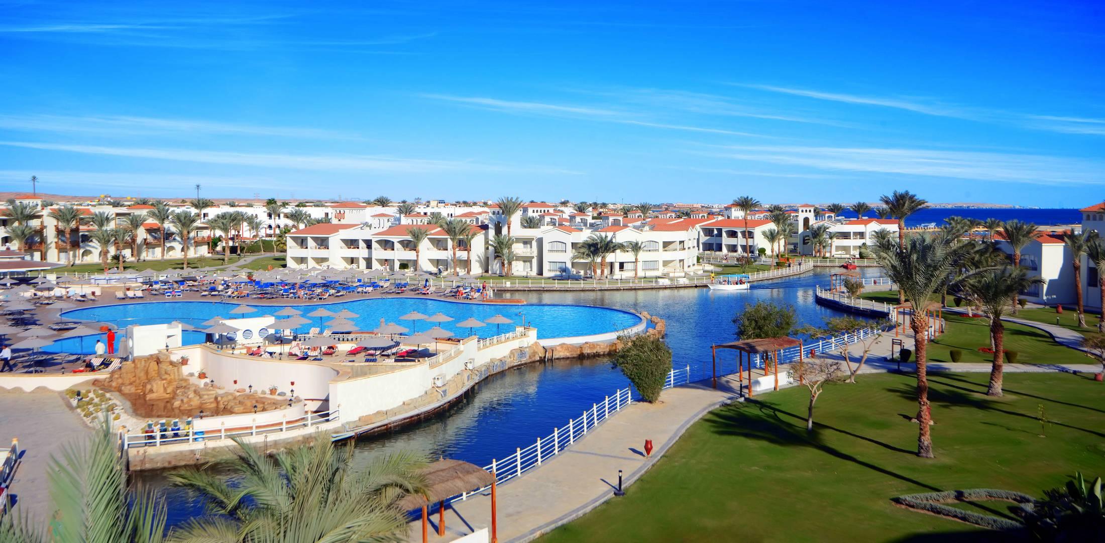 Hotel Dana Beach, Hurghada