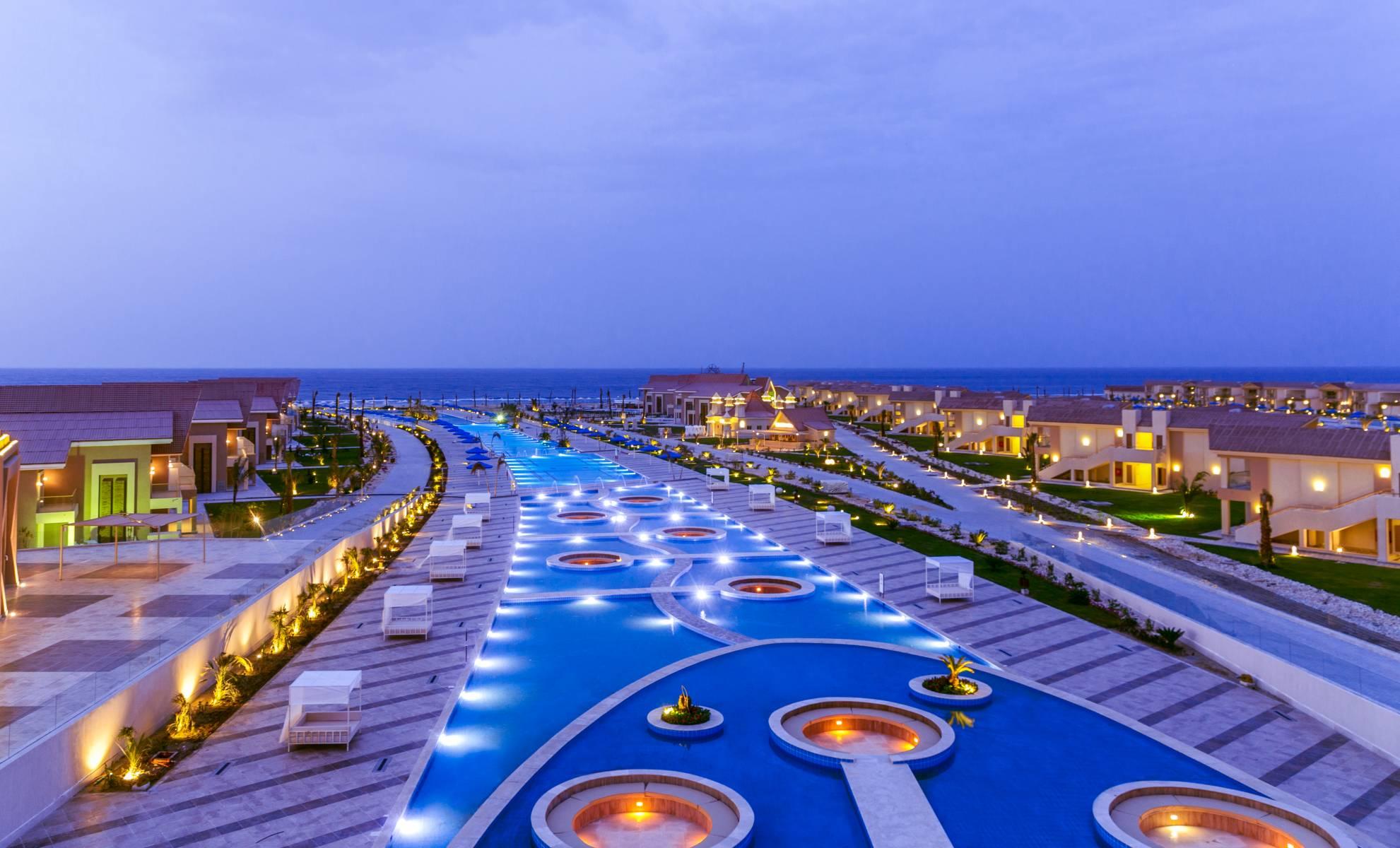 Отели и Курорт - Добро пожаловать в Albatros Sea World Марса-Алам -  Pickalbatros Hotels & Resort в Египте