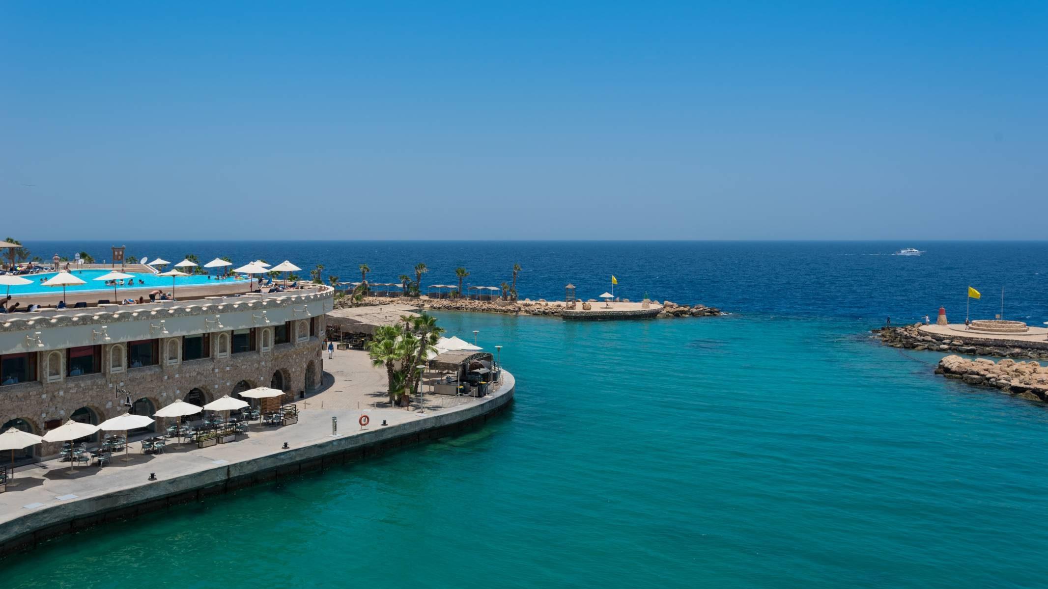 Sol Y Mar Paradise Beach Resort (Mısır Safaga) otel fotoğrafı ve videoları