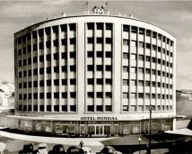 Das Hotel Mundial wurde eröffnet