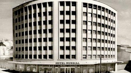 Hotel Mundial werd geopend