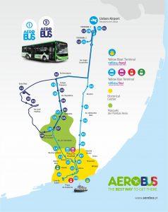 Aerobus_Mapa