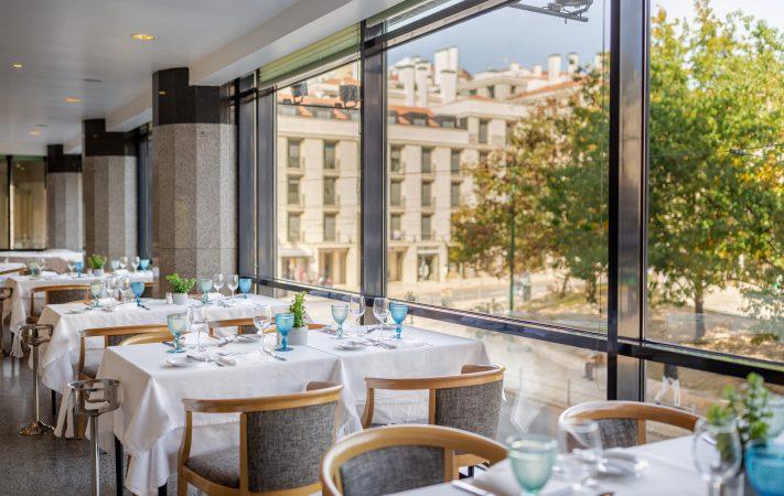Ресторан Jardim Mundial