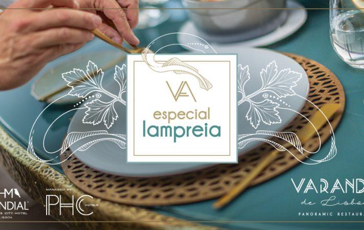 Special Lamprey Month at Varanda de Lisboa