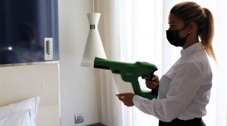 Limpeza e Desinfeção
