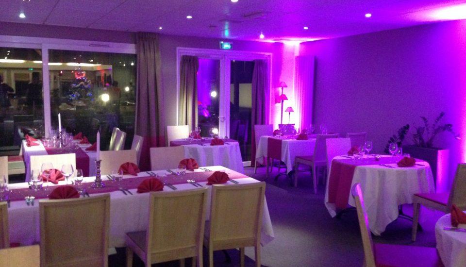Les réceptions et Banquets