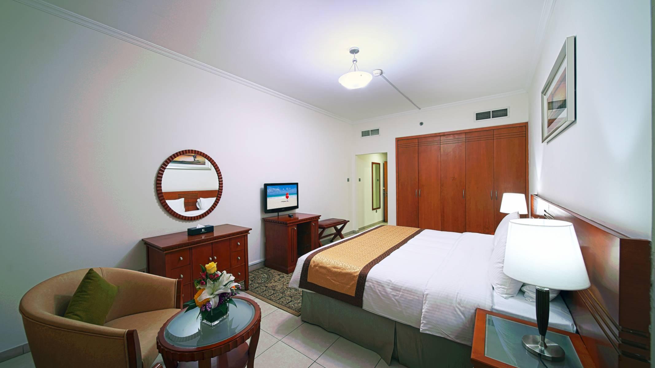 Rose Garden Hotel Apartment In Bur Dubai Book A Hotel In Dubai